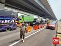 70 Ribu Kendaraan Putar Balik Saat Hari Ketiga Larangan Mudik