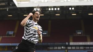 FOTO: Man Utd Bangkit dan Menang di Kandang Aston Villa