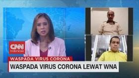 VIDEO: Waspada Virus Corona Lewat WNA