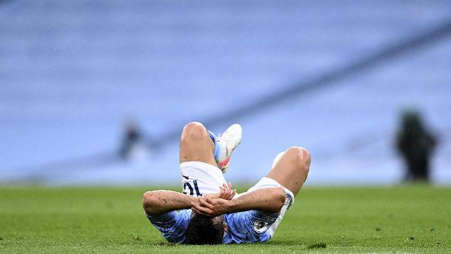 Pelatih Manchester City Pep Guardiola menyatakan tidak akan bersimpati pada Sergio Aguero untuk final Liga Champions mendatang.