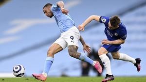 Hasil Liga Inggris: Chelsea Menang Dramatis Atas Man City