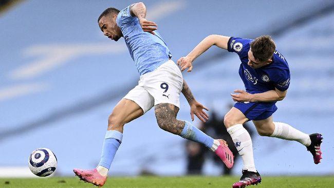 Chelsea berhasil mengalahkan Manchester City dalam laga Liga Inggris di Stadion Etihad, Sabtu (8/5) waktu setempat.
