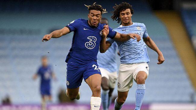 Berikut klasemen Liga Inggris usai Chelsea mengalahkan Manchester City di Stadion Etihad, Sabtu (8/5).