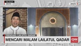 VIDEO: Mencari Malam Lailatul Qadar