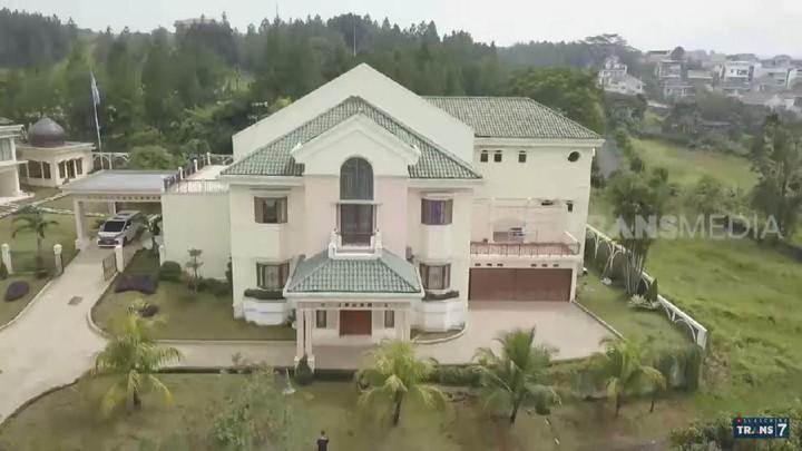 Rumah Mewah Ingrid Kansil