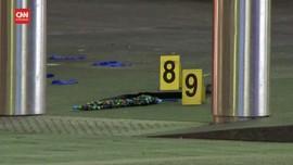 VIDEO: Penembakan Di Times Square, Tiga Orang Luka