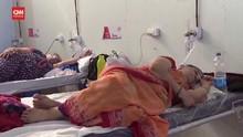 VIDEO: Faskes India Kewalahan, Pasokan Oksigen Berkurang