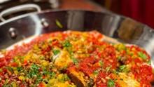 Uniknya Nasi Biryani Vegetarian dan Es Krim Kurma