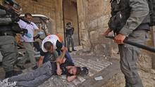 Netanyahu Klaim Bentrokan di Al-Aqsa Terpaksa demi Ketertiban