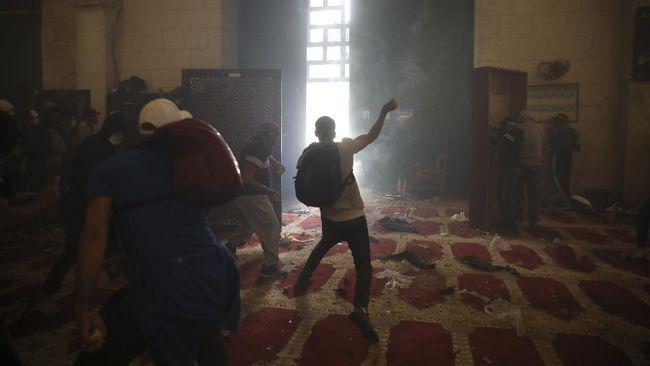 Terdapat sejumlah alasan mengapa bentrokan antara Israel dan Palestina kerap terjadi di sekitar Masjid Al-Aqsa.