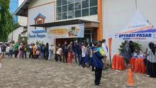 Bulog Operasi Pasar Daging Beku, Cegah Gejolak Jelang Lebaran