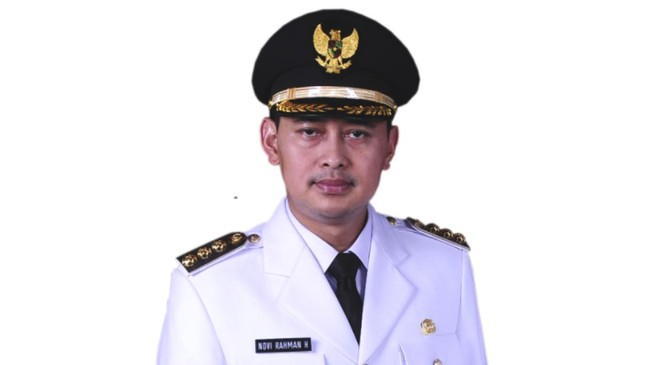 Novi Rahman Hidayat, Bupati Nganjuk Terjaring OTT KPK