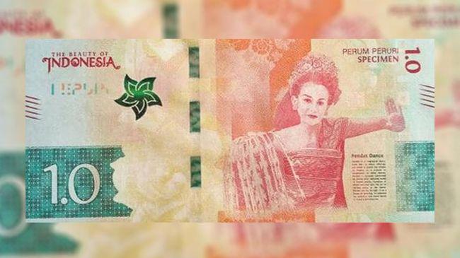 Bank Indonesia menegaskan uang spesimen 1.0 Peruri yang viral di media sosial bukan rupiah dan tidak bisa digunakan sebagai alat pembayaran.