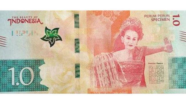 Perum Peruri menyatakan uang 1.0 hanya dicetak untuk kepentingan internal perusahaan.