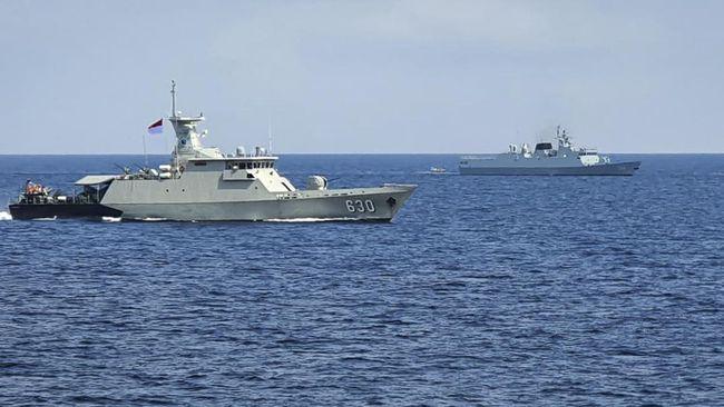 Pangkoarmada I, Laksda Abdul Rasyid menyebut latihan dengan Angkatan Laut China merupakan kegiatan yang lumrah dilaksanakan oleh angkatan laut sejumlah negara.