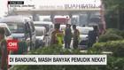 VIDEO: Di Bandung, Masih Banyak Pemudik Nekat