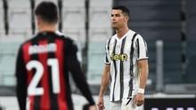 Ronaldo Pamer Jersey Baru Juventus Musim 2021/2022