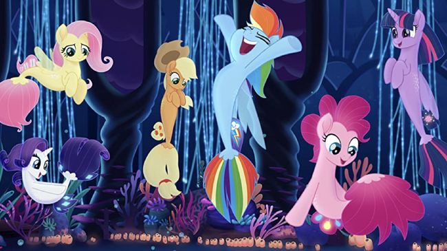 Berikut sinopsis film My Little Pony: The Movie Part II yang melibatkan Emily Blunt, dan Zoe Saldana sebagai pengisi suara.