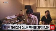 VIDEO: Peran Teknologi dalam Proses Kreasi Musik