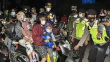 5 Hari Larangan Mudik, 24.477 Kendaraan Diputar Balik ke DKI