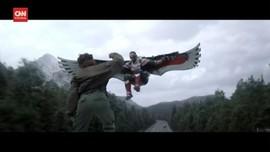 VIDEO: Marvel Jadi Serial Paling Laku di Layanan Streaming