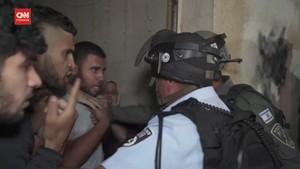 VIDEO: 500 Warga Palestina Luka Dalam Bentrok di Yerusalem