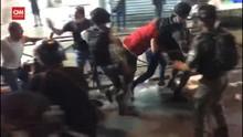 VIDEO: Aparat Israel dan Warga Palestina Bentrok Hari Ketiga