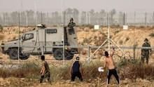 Warga Gaza Tewas Akibat Serangan Udara Israel Capai 217
