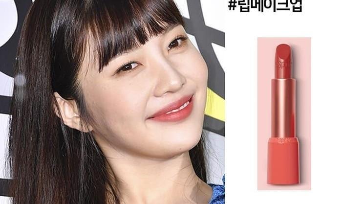4. Joy (Red Velvet) - Espoir / foto: instagram.com/dispatch_beauty