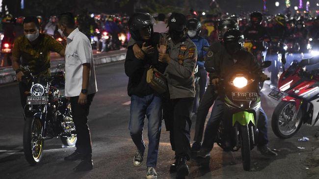 Satgas Penanganan Covid-19 mewanti-wanti warga bahwa akan ada konsekuensi hukum bagi mereka yang masih 'ngeyel' mencoba menerobos penyekatan mudik.
