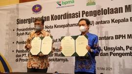 BPH Migas Gandeng Unsyiah Kembangkan Hilir Migas di Aceh