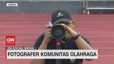 VIDEO: Fotografer Komunitas Olahraga