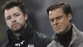 Fulham dipastikan degradasi musim ini usai kalaj dari Burnley. Berikut foto-foto pemain-pemain Fulham di laga tersebut.