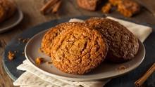 Resep Praktis Kue Kering Lebaran: Soft Baked Ginger Cookies