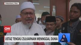 VIDEO: Ustaz Tengku Zulkarnain Meninggal Dunia