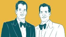 Cameron dan Tyler Winklevoss, Kembar Miliarder Berkat Bitcoin