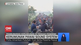 VIDEO: Kerumunan Pawai Sound System