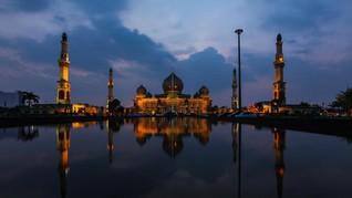 Masjid Agung An-Nur, 'Taj Mahal' di Jantung Pekanbaru
