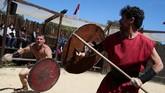 Seperti apa kehidupan Roma kuno? Mungkin wisatawan bisa melihat segelintir pemandangannya di taman hiburan 'Roma World'.