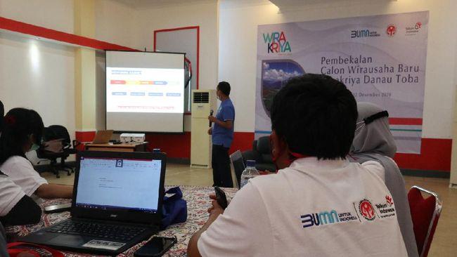 Telkom bersama Dewan Kerajinan Nasional menggelar Program Wirakriya Millenial 2020 dengan 2.000 peserta dari pelaku UMKM di 5 destinasi wisata super prioritas.
