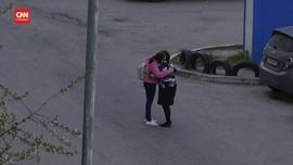 VIDEO: Tujuh Pelajar Tewas Saat Penembakan di Rusia