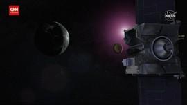 VIDEO: Pesawat Antariksa NASA Bawa Asteroid Kembali ke Bumi
