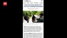 VIDEO: Mudik Jalan Kaki Dari Gombong Ciamis