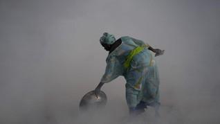 FOTO: Perempuan Senegal Berupaya Bangkit di Tengah Pandemi