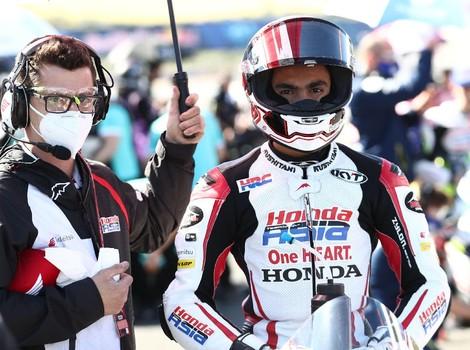 Andi Gilang: Target dan Janji Agresif di Moto3 2021