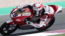 Hasil FP1 Moto3 Prancis: Andi Gilang Ke-6