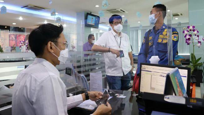 BRI memberikan layanan terbatas di 184 kantor di seluruh Indonesia pada hari ini Rabu (12/5) dan Sabtu (15/5) mendatang.
