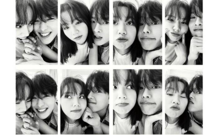 Beberapa hari lalu, Hyeri sempat membuat heboh penggemar dengan mengunggah foto bersama Jang Ki Young di akun instagram pribadinya / foto: instagram.com/hyeri_0609