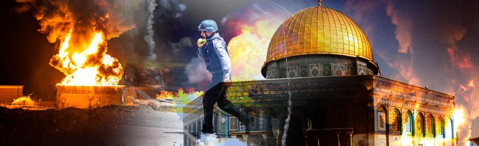 Bara Konflik Palestina-Israel