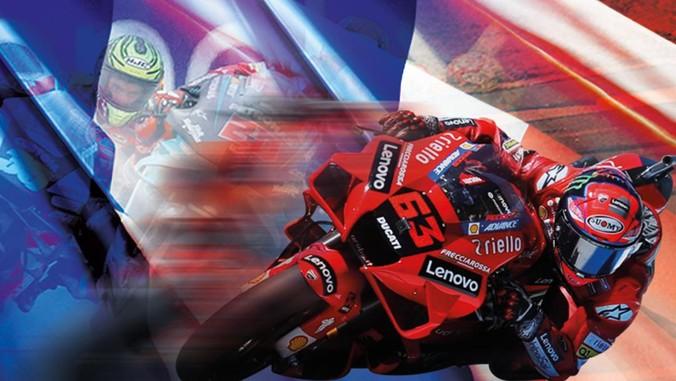 Pembalap Ducati, Jack Miller berhasil keluar sebagai pemenang MotoGP Prancis di Sirkuit Le Mans, Minggu (16/5).
